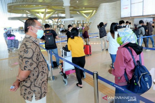 AP I hentikan penerbangan komersial melalui bandara Yogyakarta
