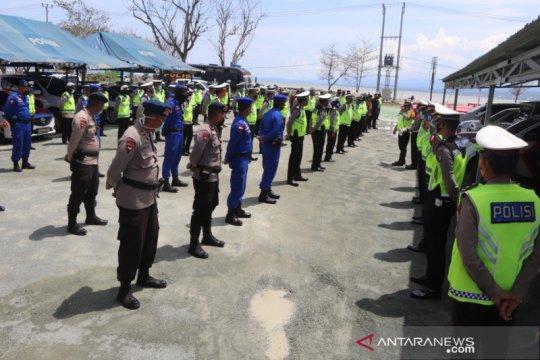 Operasi Ketupat Tinombala, Polda Sulteng siagakan 1.260 personel