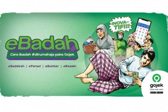 """Gojek hadirkan inisiatif """"eBadah"""" mudahkan aktivitas selama Ramadhan"""