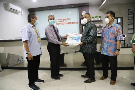 Pelindo III bantu 1.500 APD di tujuh RS Surabaya dan Bali