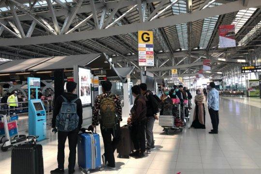 """KBRI Bangkok pulangkan 66 WNI lagi terdampak """"lockdown"""" di Thailand"""