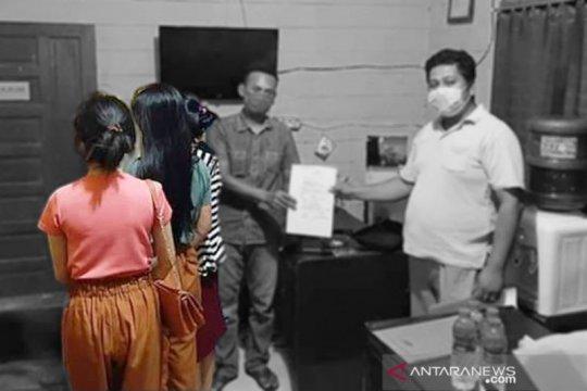 Polresta Palangka Raya selidiki video mesum tiga remaja putri