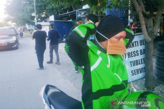 PSBB Makassar transportasi daring diizinkan angkut barang