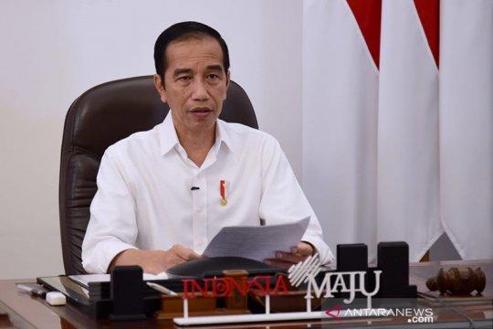 Presiden Jokowi pahami keputusan mundur Belva dan Andi Taufan