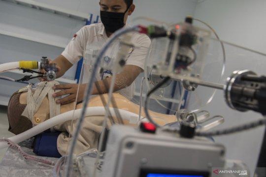 Menristek: Dua ventilator buatan negeri sendiri masuk tahap uji klinis