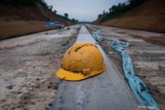 Pembangunan tol Serang-Panimbang berhenti sementara