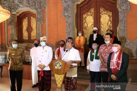 Gubernur ajak umat Muslim Bali berpuasa ikuti protokol COVID-19