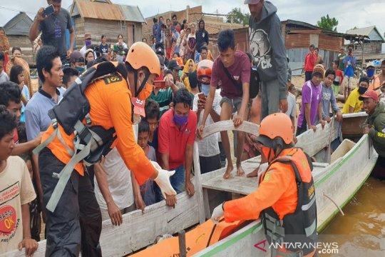 Remaja diterkam buaya di Poleang ditemukan kondisi meninggal dunia