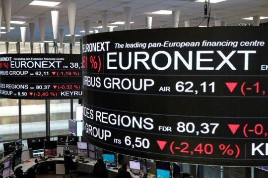 Saham Prancis catat untung hari kedua, indeks CAC 40 naik 0,41 persen
