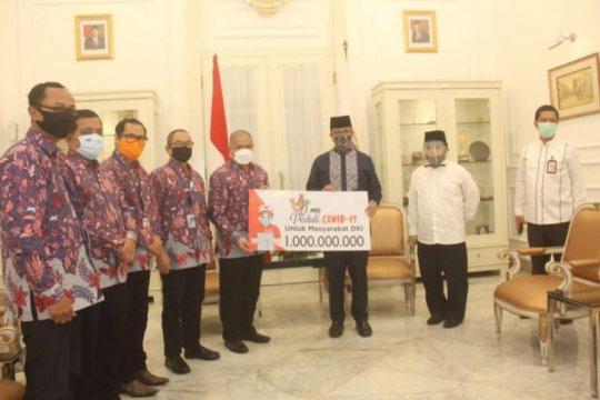 DKI percayakan Baznas salurkan bantuan Rp1 miliar