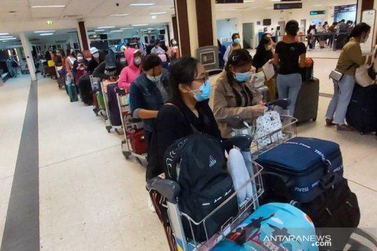 Sebanyak 335 pekerja Indonesia direpatriasi dari Sri Lanka, Maladewa
