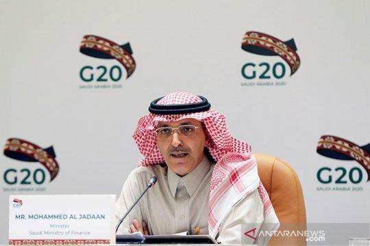 Perangi corona, G20 luncurkan inisiatif percepat akses alat kesehatan