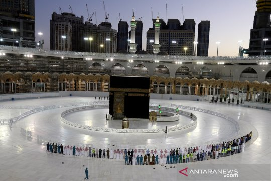 Indonesia apresiasi keputusan Saudi batasi jamaah haji