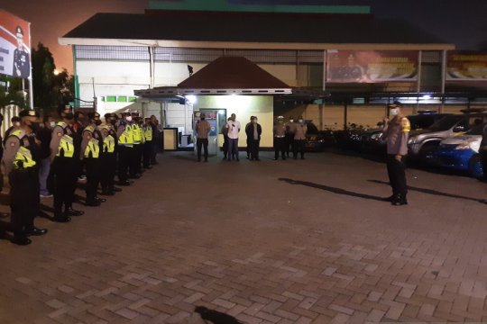 Polres Pelabuhan Tanjung Priok gelar operasi cipta kondisi