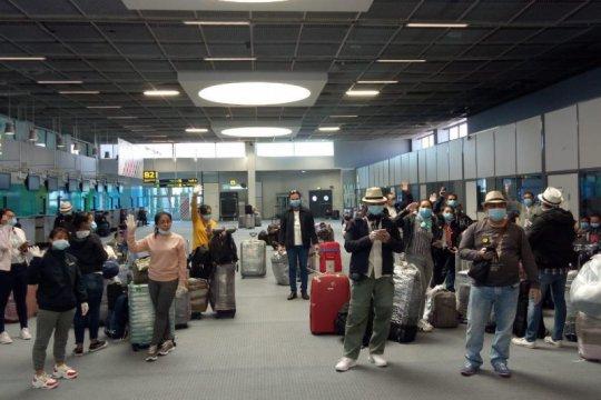 225 ABK Indonesia di Marseille berhasil pulang ke tanah air