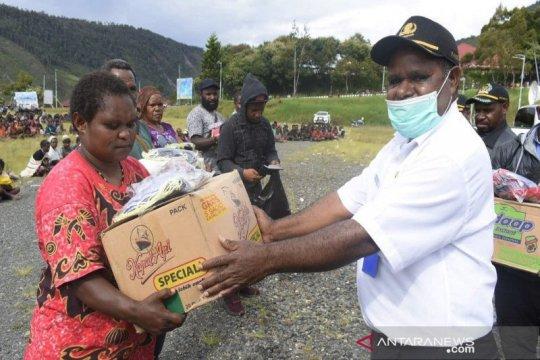 Penuhi kebutuhan pokok, Puncak Jaya-Papua alokasikan dana Rp53 miliar