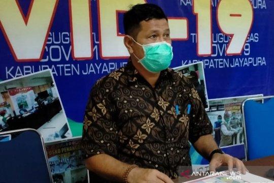 Ada satu lagi, positif COVID-19 di Kabupaten Jayapura-Papua naik 207