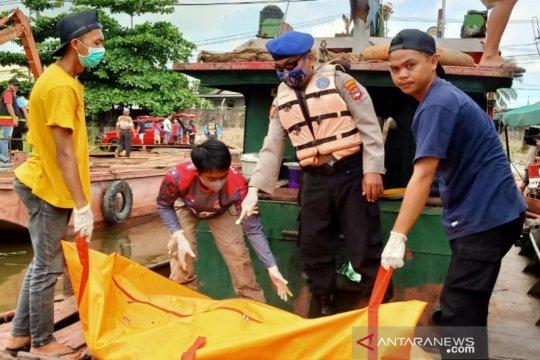Satpolair Banjarmasin selidiki mayat mengapung di Sungai Martapura