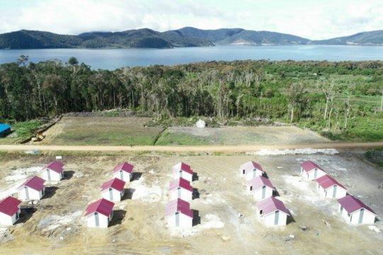 PUPR serahterimakan 20 rumah khusus di Pegunungan Arfak Papua Barat