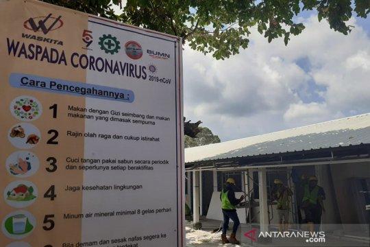 RSD Pulau Galang sebut tiga pasien sembuh dari COVID-19