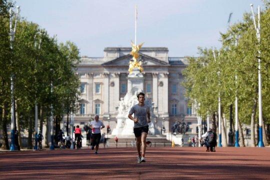 London Marathon 2020 hanya untuk atlet elite