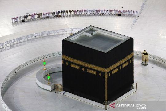 Beginilah suasana ramadhan di Masjidil Haram Mekah