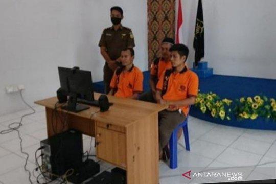 PN Tanjungpinang vonis mati tiga penyelundup sabu-sabu berat 118 kg