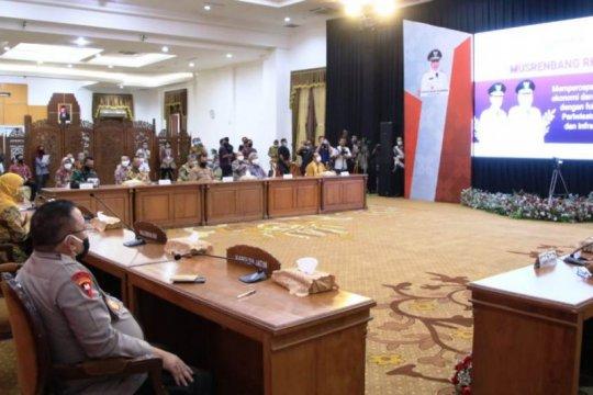 Gubernur Jatim: Pembangunan fokus pemulihan ketahanan ekonomi