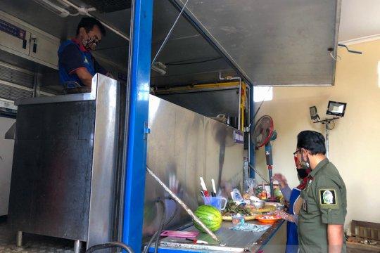 Tagana Yogyakarta buka dapur umum penuhi kebutuhan warga di karantina