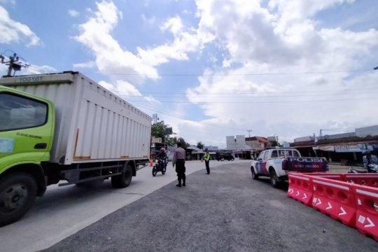 Polres dirikan pos pengamanan di perbatasan Banjarnegara - Purbalingga