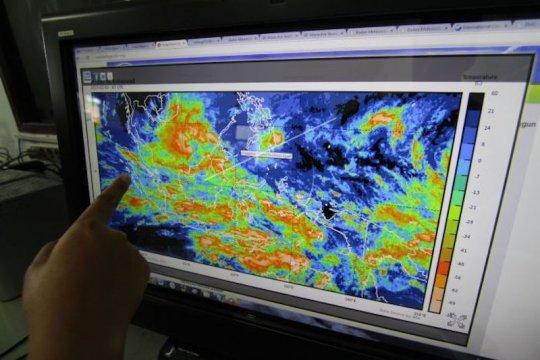 BBMKG: Sirkulasi Eddy munculkan cuaca ekstrem di Sumut