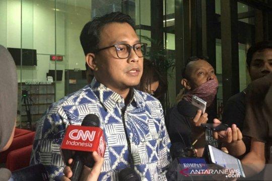 KPK periksa Ketua DPRD Muara Enim Aries HB