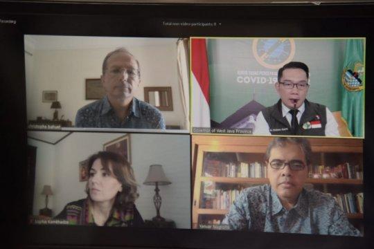 UNDP Indonesia puji kinerja Pemprov Jabar dalam penanganan COVID-19