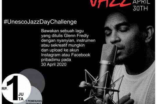 "AMO programkan ""Unesco jazz day challenge"""