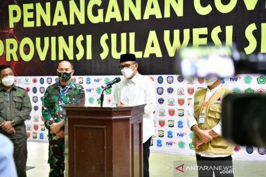 Gubernur sebut Presiden Jokowi anjurkan Kabupaten Maros terapkan PSBB