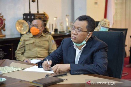 Gubernur NTB terima arahan penanganan COVID-19 dari Presiden Jokowi