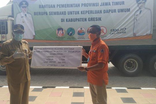 Persiapan PSBB, Kabupaten Gresik terima bantuan Rp22 miliar