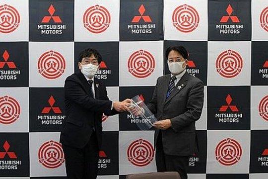 Mitsubishi produksi alat pelindung wajah cegah penyebaran COVID-19