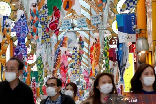 Angka kelahiran di Jepang turun ke level terendah