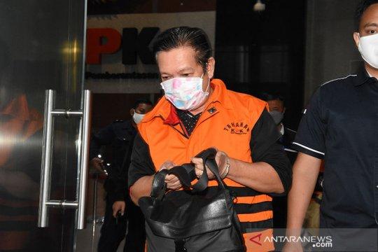 Kronologi penangkapan Ketua DPRD Muara Enim Aries HB
