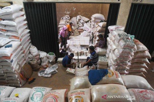 Pemerintah jamin stok pangan aman saat ramadhan di tengah pandemi COVID-19