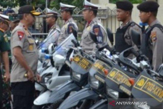 Polda Babel kerahkan 1.300 personel intensifkan patroli