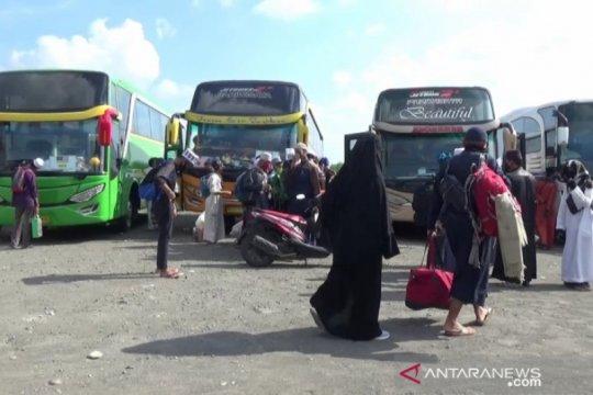 Magetan pulangkan 124 santri Temboro asal Malaysia