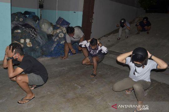 Penertiban aksi balap liar di Bali