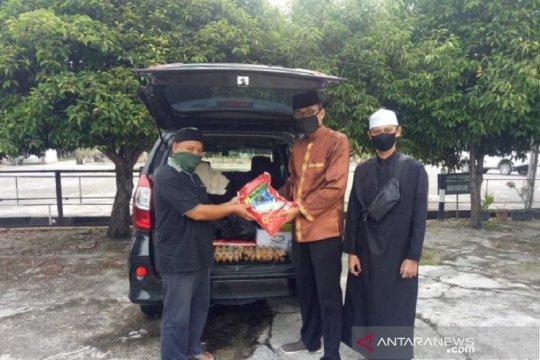 Ustadz-ustadzah terdampak, DDII ajak warga Bengkalis-Riau ikut peduli