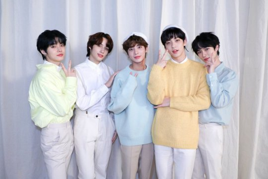 "TXT bersiap ""comeback"" lewat ""The Dream Chapter: Eternity"""