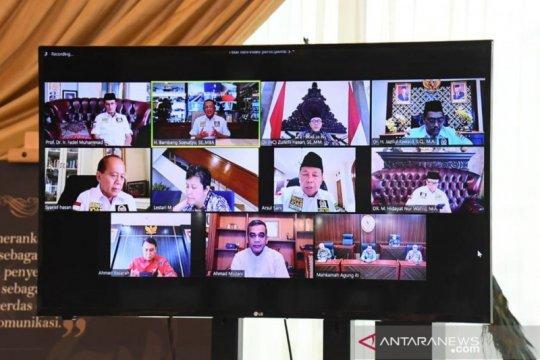 Bamsoet: MA respon positif laporan lembaga di Sidang Tahunan MPR