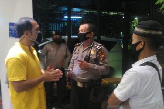 Polisi bubarkan acara ulang tahun di Deli Hotel Medan