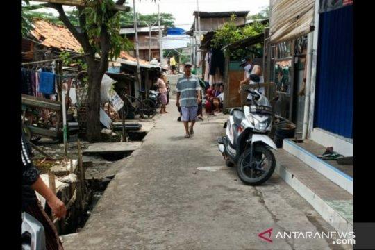 Banjir 15-90  sentimeter rendam 20 RW di Jakarta Rabu (29/4)