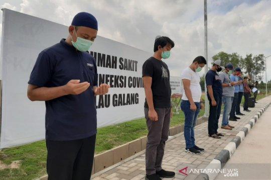 RSKI Pulau Galang masih tangani 235 pasien positif COVID-19